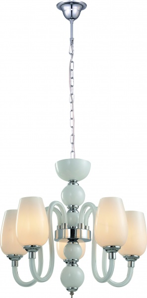 Люстра Arte Lamp LAVINIA A1404LM-5WH