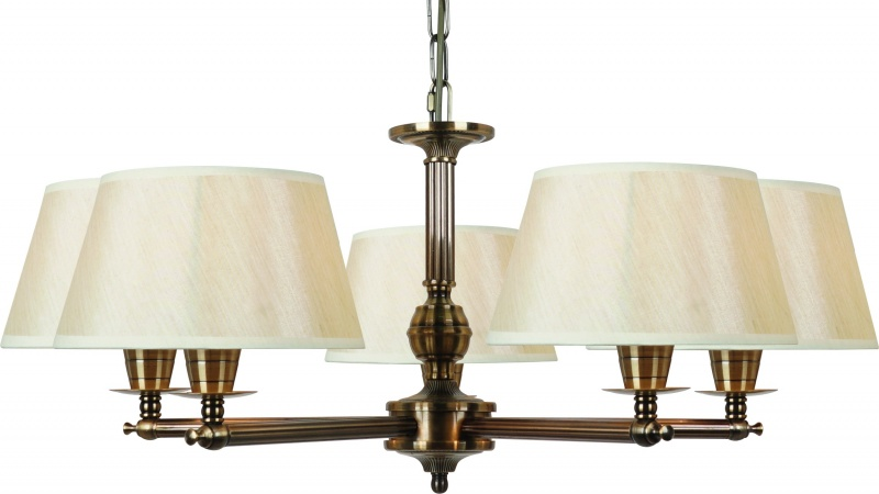 Люстра Arte Lamp YORK A2273LM-5RB