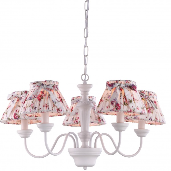 Люстра Arte Lamp BAMBINA A7020LM-5WH