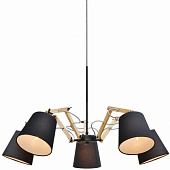 Люстра Arte Lamp PINOCCHIO A5700LM-5BK