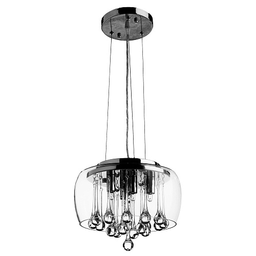 Люстра Arte Lamp HALO A7054SP-5CC - фото 1