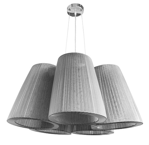 Люстра Arte Lamp PARALUME A9535LM-5SS - фото 1