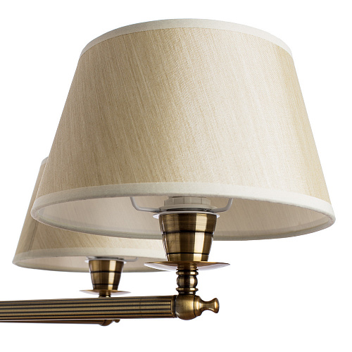 Люстра Arte Lamp YORK A2273LM-5RB - фото 3