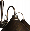 Люстра Arte Lamp CONE A9330LM-5BR - фото
