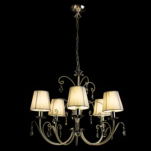 Люстра Arte Lamp ROMANA SNOW A1743LM-5WH - фото 1
