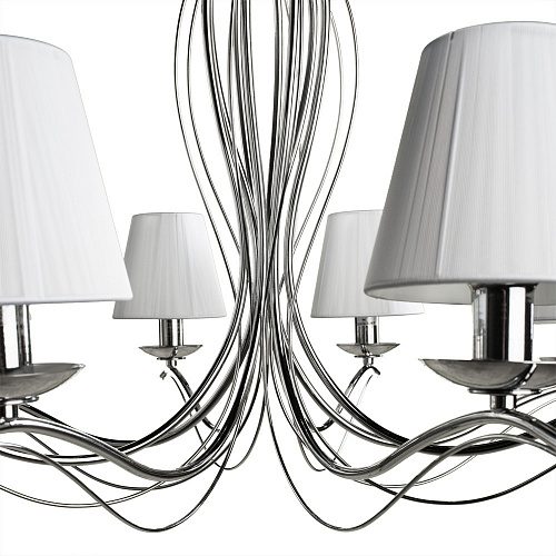 Люстра Arte Lamp DOMAIN A9521LM-8CC - фото 3
