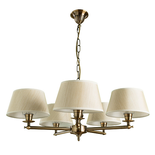 Люстра Arte Lamp YORK A2273LM-5RB - фото 1